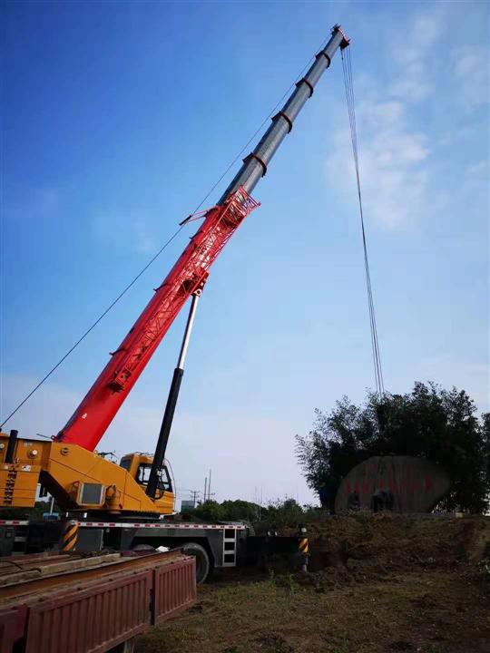 南通吊车租赁设备吊装步骤