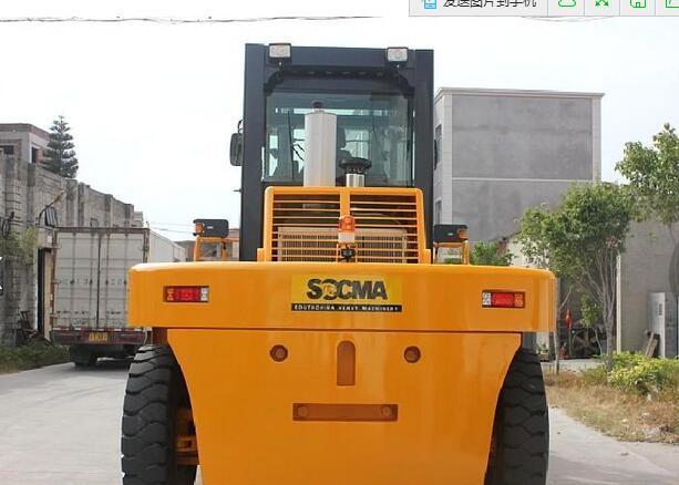南通15吨叉车租赁15吨国产叉车出租15吨重叉车