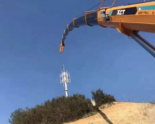 南通电信塔安装