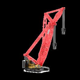 南通三一320吨履带吊出租-履带式起重机SCC320