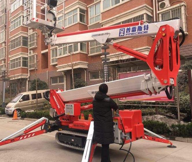 南通蜘蛛作业车租赁